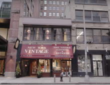 Inside New York's Most Exclusive Vintage Shop | Bloomberg