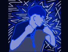 "Blueface – ""Next Big Thing"" (Animation)"