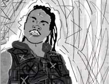 "Duckwrth – ""Fall Back"" (Animation)"